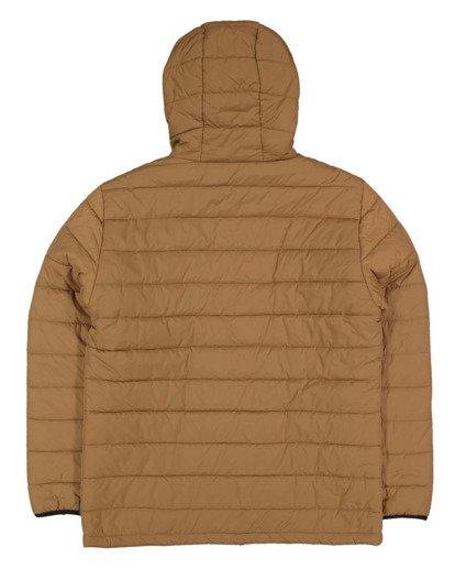 4 Journey Puffer Jacket Beige 9517909 Billabong