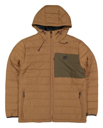 3 Journey Puffer Jacket Beige 9517909 Billabong