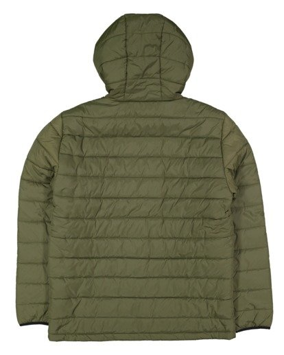 4 Journey Puffer Jacket Green 9517909 Billabong