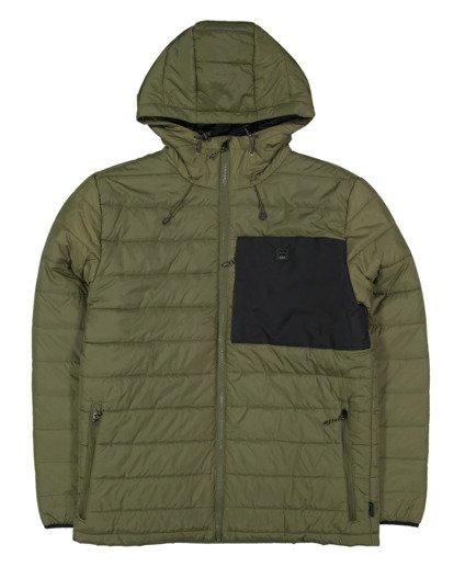 3 Journey Puffer Jacket Green 9517909 Billabong