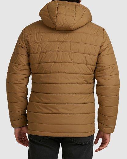 2 Journey Puffer Jacket Beige 9517909 Billabong