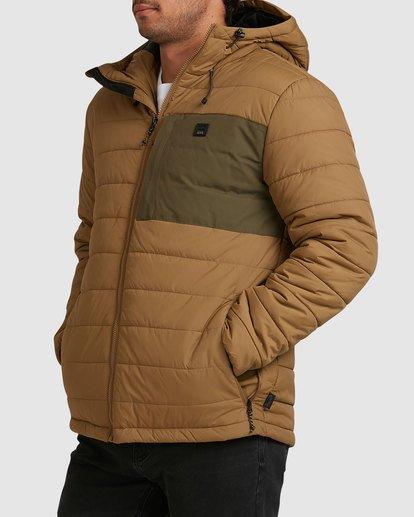 1 Journey Puffer Jacket Beige 9517909 Billabong