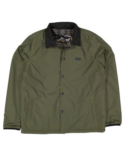 5 Furnace Jacket Green 9517911 Billabong