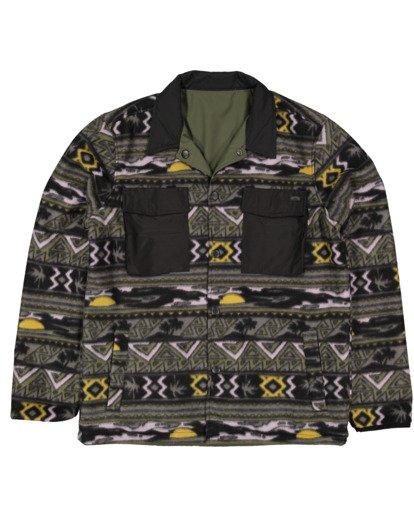 6 Furnace Jacket Green 9517911 Billabong