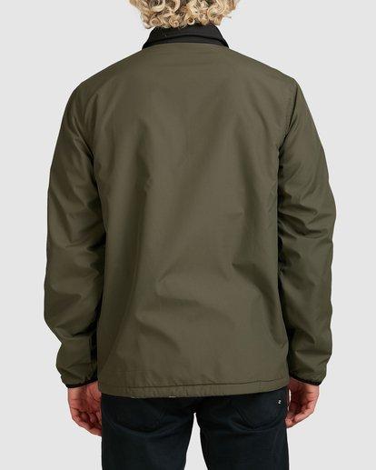 2 Furnace Jacket Green 9517911 Billabong