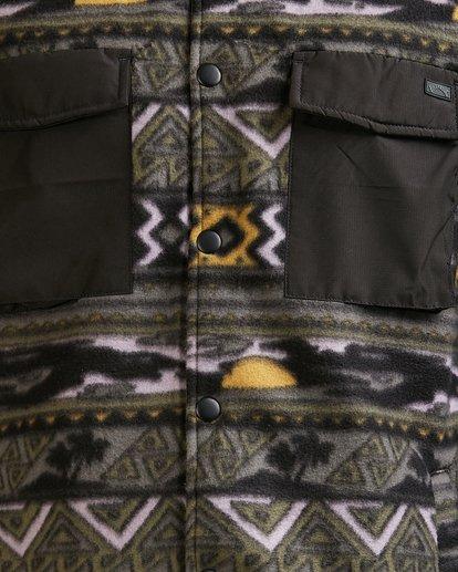3 Furnace Jacket Green 9517911 Billabong