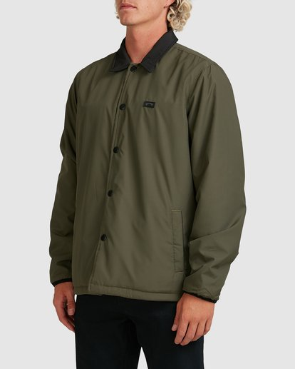 1 Furnace Jacket Green 9517911 Billabong
