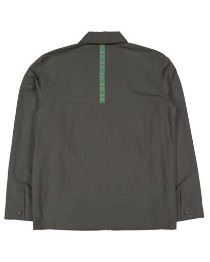 5 Currents Windbreaker Jacket Black 9517913 Billabong