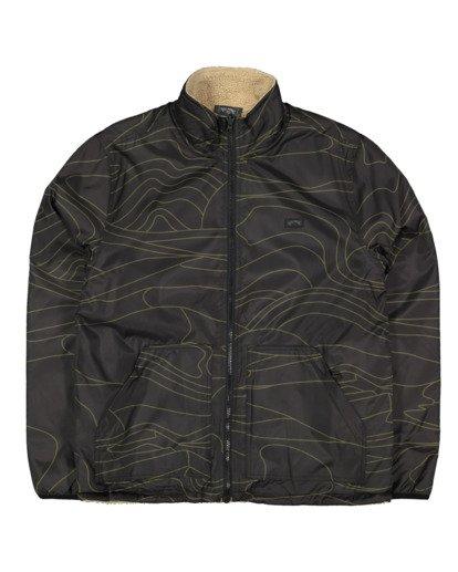 4 Switchback Dunes Jacket Black 9517915 Billabong