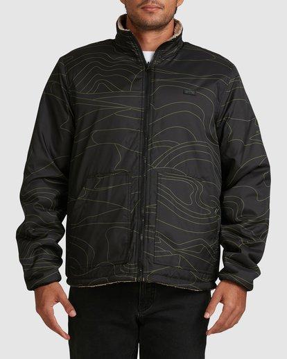 0 Switchback Dunes Jacket Black 9517915 Billabong