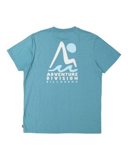 5 A/DIV Tour Division T-Shirt Multicolor 9518029 Billabong