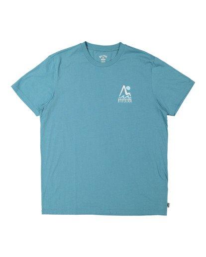 4 A/DIV Tour Division T-Shirt Multicolor 9518029 Billabong