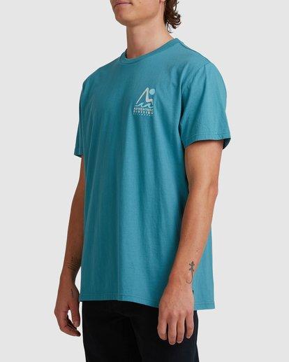 1 A/DIV Tour Division T-Shirt Multicolor 9518029 Billabong