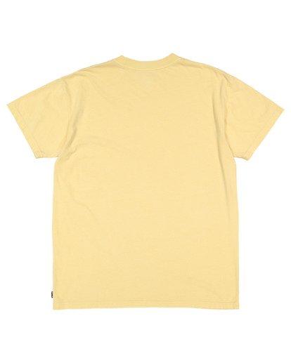 5 Medicine Short Sleeve Tee Yellow 9518032 Billabong