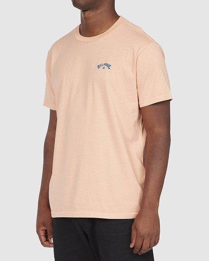 1 Arch Wave T-Shirt Orange 9518043 Billabong