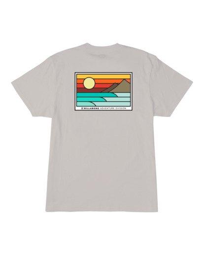 3 A/DIV Prospect T-Shirt Beige 9518049 Billabong