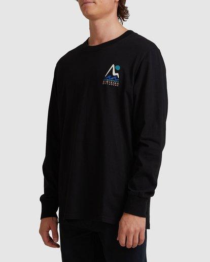 1 A/DIV Tour Division T-Shirt Black 9518148 Billabong