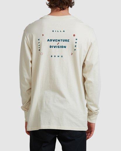 2 A/DIV Divvy T-Shirt Grey 9518149 Billabong