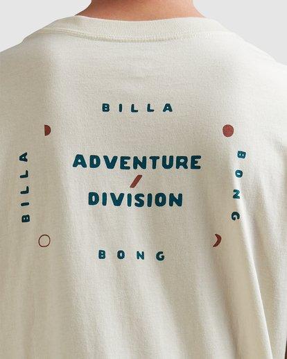 3 A/DIV Divvy T-Shirt Grey 9518149 Billabong