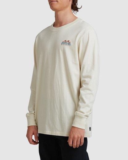 1 A/DIV Divvy T-Shirt Grey 9518149 Billabong