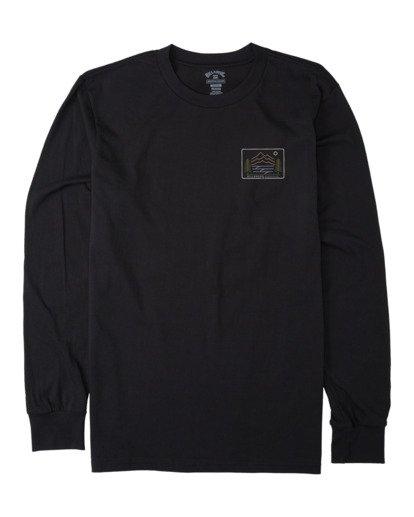 3 A/DIV Hwy 101 T-Shirt Black 9518152 Billabong