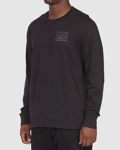 1 A/DIV Hwy 101 T-Shirt Black 9518152 Billabong