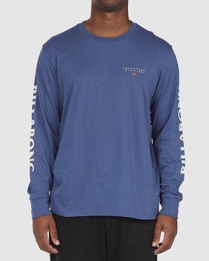 0 A/DIV T-Shirt Blue 9518153 Billabong