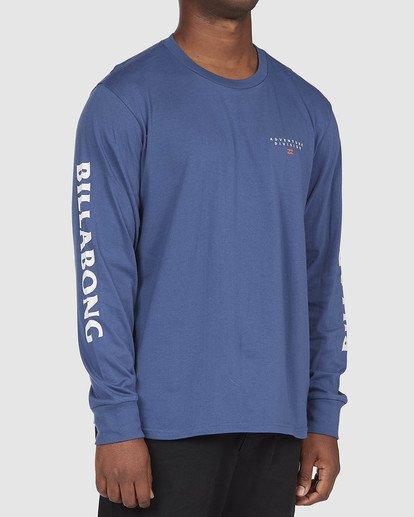 1 A/DIV T-Shirt Blue 9518153 Billabong