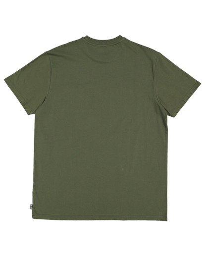8 Premium Pocket Short Sleeve Tee Green 9562046 Billabong