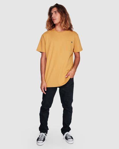 6 Premium Pocket Tee  9562046 Billabong