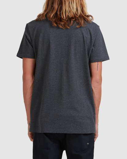 2 Premium Pocket Short Sleeve Tee Grey 9562046 Billabong