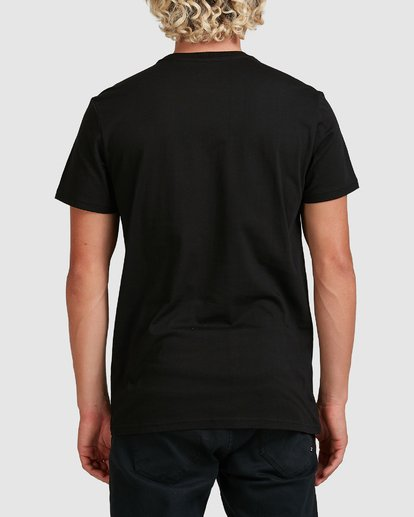 2 Premium Pocket T-Shirt Black 9562046 Billabong