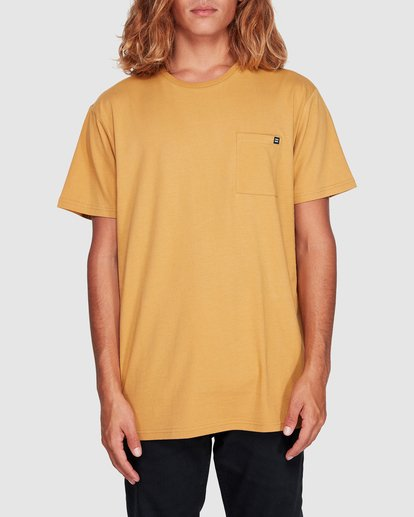 0 Premium Pocket Tee  9562046 Billabong
