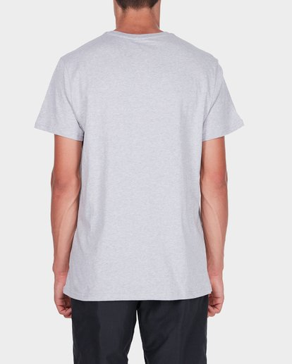 2 Premium Pocket T-Shirt Grey 9562046 Billabong
