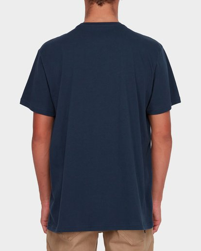 2 Premium Pocket Tee Blue 9562046 Billabong