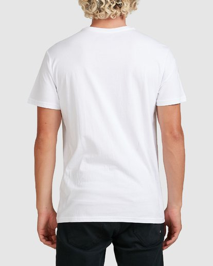 2 Premium Pocket T-Shirt White 9562046 Billabong