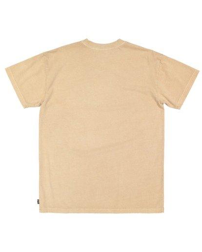 5 Premium Wave Wash Short Sleeve Tee Green 9572051 Billabong