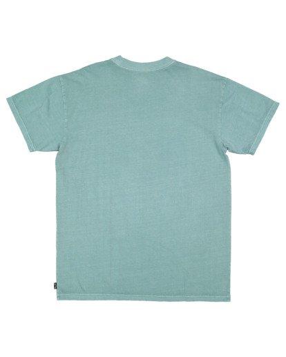 5 Premium Wave Wash Short Sleeve Tee Blue 9572051 Billabong