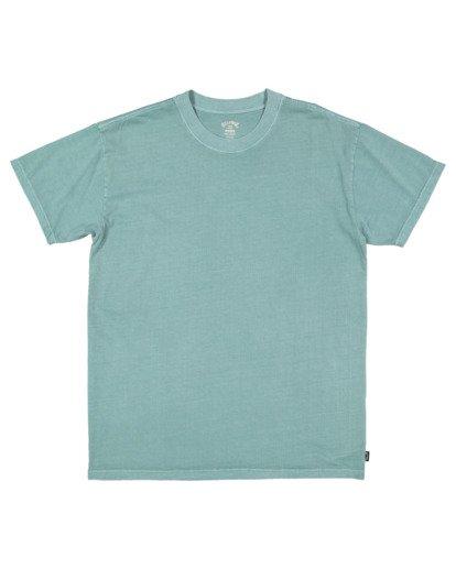 4 Premium Wave Wash Short Sleeve Tee Blue 9572051 Billabong