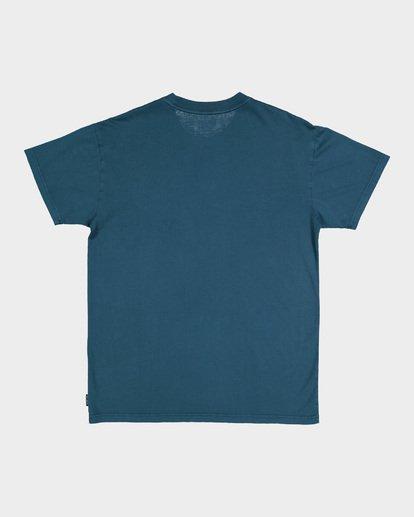 4 PREMIUM WAVE WASH TEE Blue 9572051 Billabong
