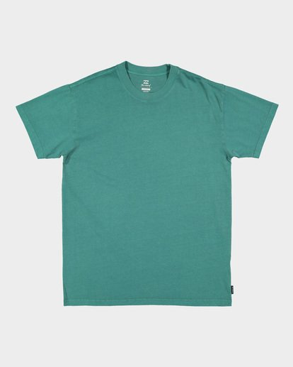 4 PREMIUM WAVE WASH TEE Green 9572051 Billabong