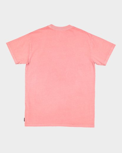 5 PREMIUM WAVE WASH TEE Pink 9572051 Billabong