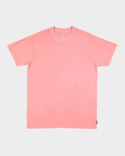 4 Premium Wave Wash Tee Pink 9572051 Billabong