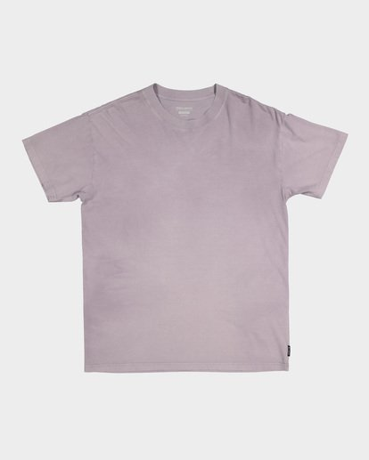 3 Premium Wave Wash Short Sleeve Tee Purple 9572051 Billabong
