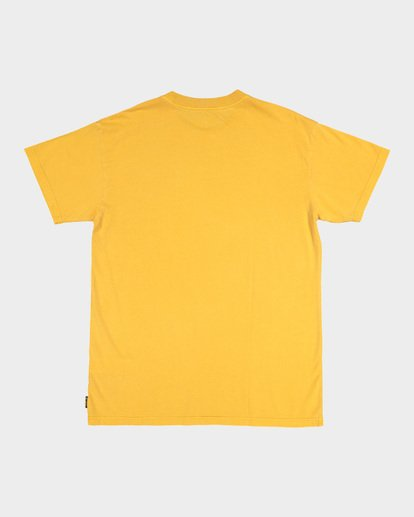 4 Premium Wave Wash Tee Yellow 9572051 Billabong