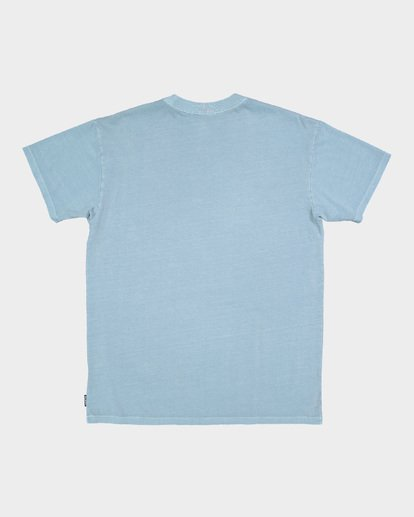 4 Premium Wave Wash Tee Blue 9572051 Billabong