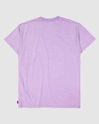 6 Premium Wave Wash Tee Purple 9572051 Billabong