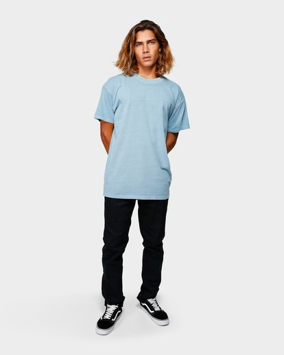 5 Premium Wave Wash Tee Blue 9572051 Billabong