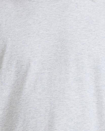 3 Premium Wave Wash Short Sleeve Tee Grey 9572051 Billabong