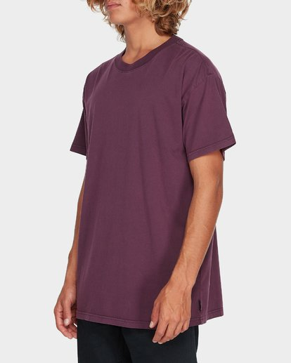 1 PREMIUM WAVE WASH TEE Red 9572051 Billabong